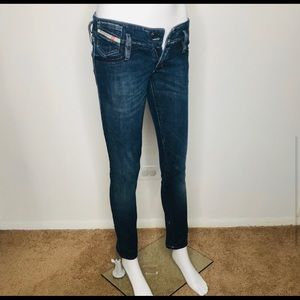 NWT DIESEL MATIC JEANS SIZE 24